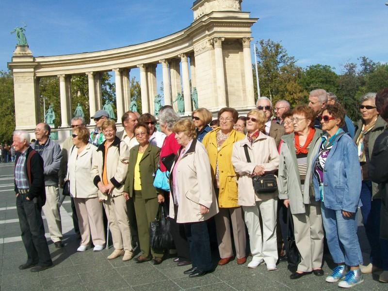 o aktivitách dôchodcov