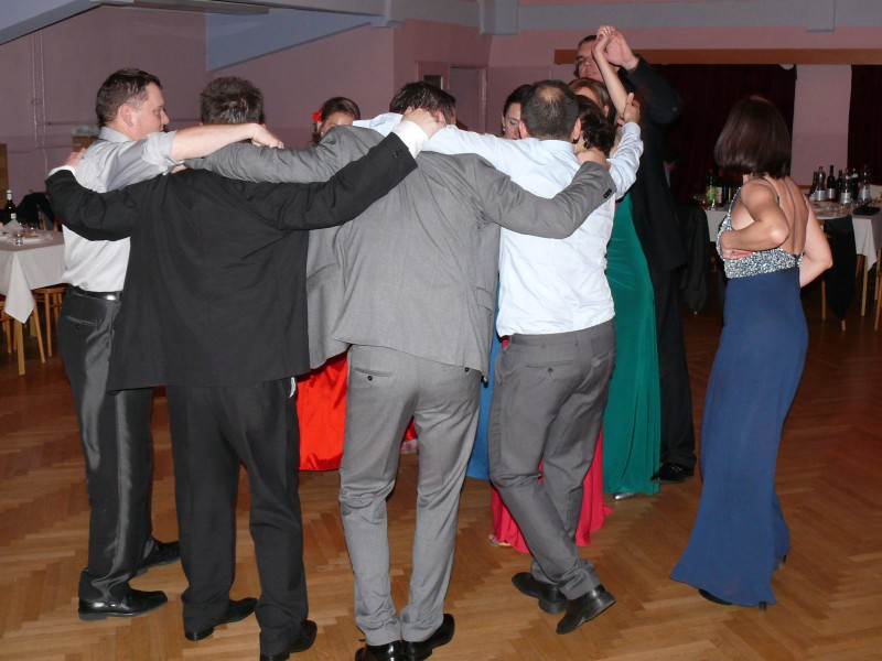matičiari otvorili plesovú sezónu