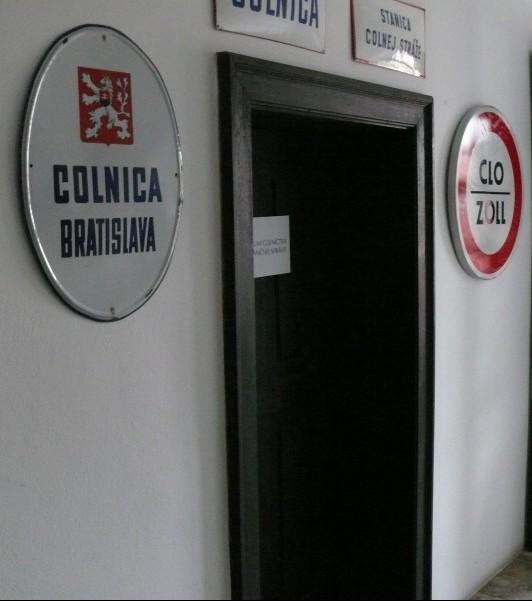 múzeum colníctva v Devínskej