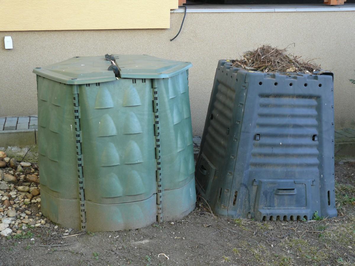 zber bio odpadu