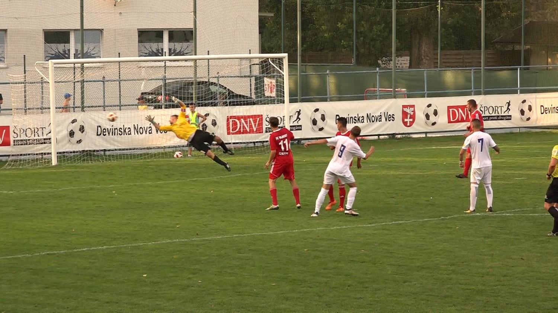 FCL VW DNV : FK Vajnory 5 : 1