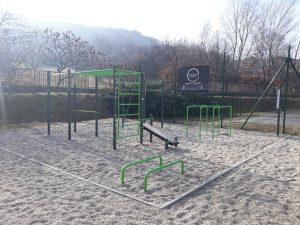 Benegre workout park