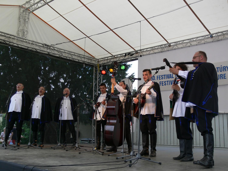 Festival chorvátskej kultúry