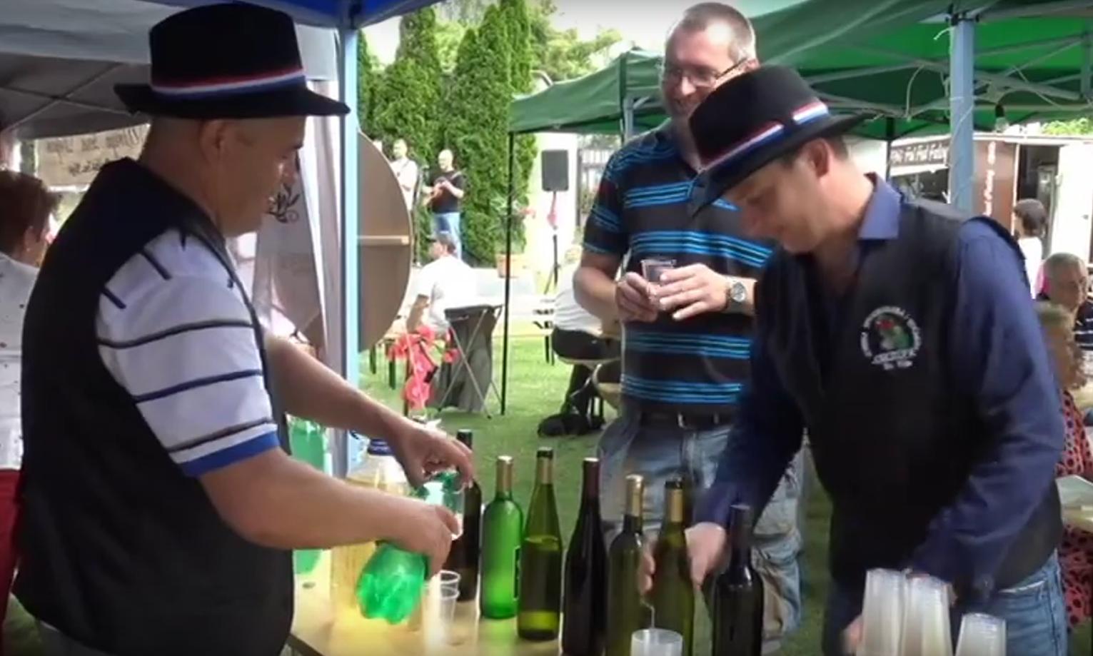 chorvátsky festival