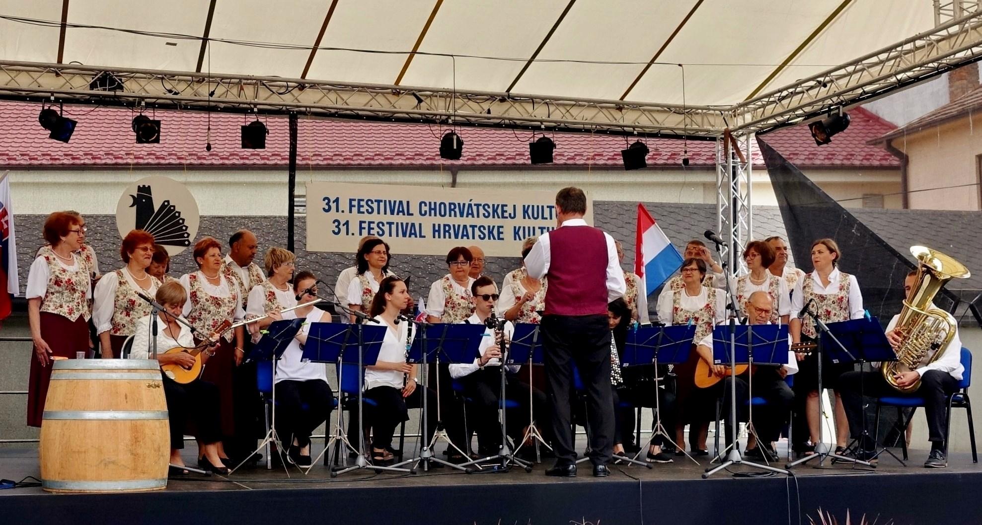 chorvátskej kultúry