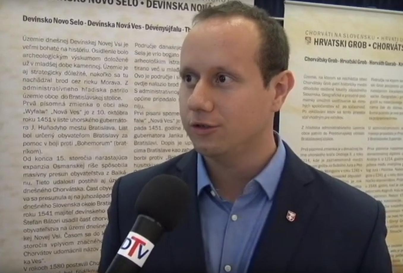 Osobnosti Chorvátov na Slovensku