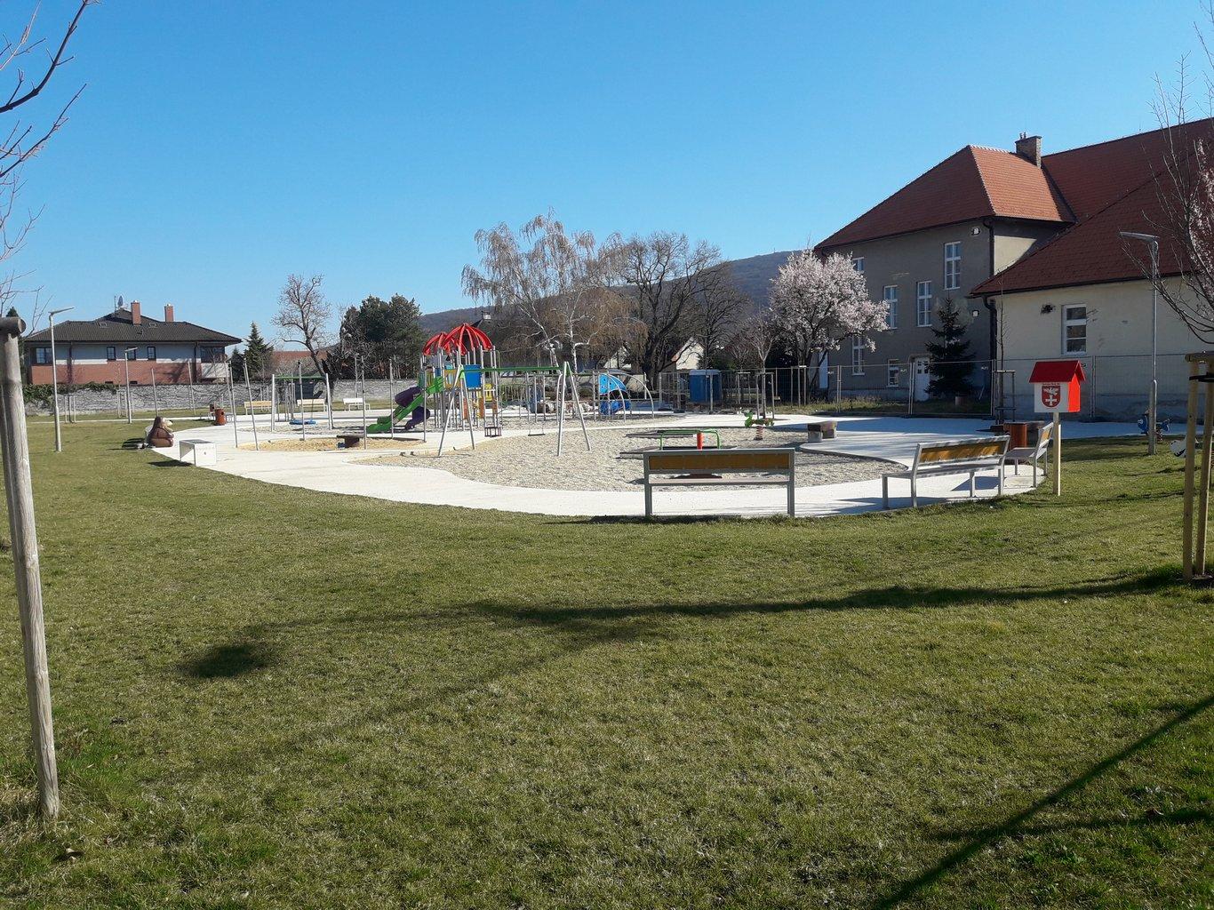 park charkovská