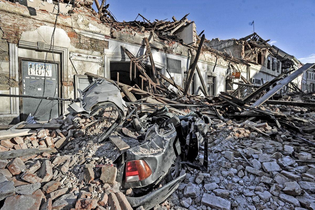 Humanitárnu pomoc pre Chorvátsko